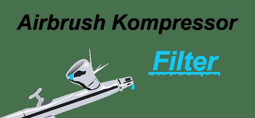 Airbrush Kompressor Filter