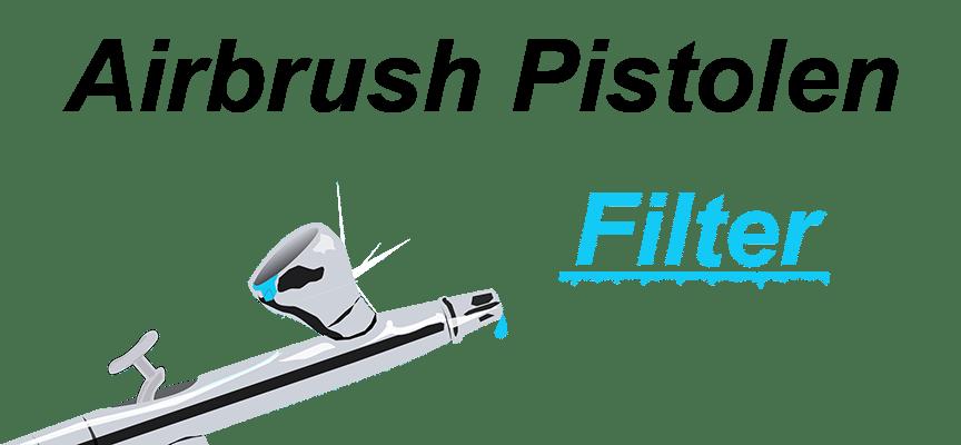 Airbrush Pistolen Filter