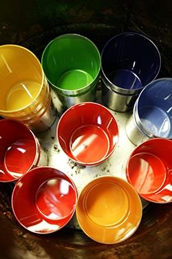 Airbrush Farben