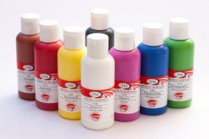 Acrylfarben - Airbrush Farben